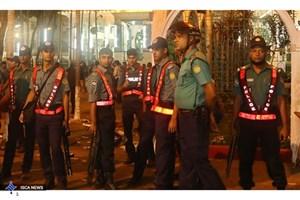 یک کشته و 10 زخمی در عملیات انتحاری در مسجدی در بنگلادش
