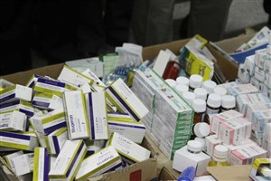 اعضای باند قاچاق داروی نایاب در بابل دستگیر شدند