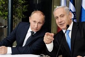 دیدار ولادیمیر  پوتین با نتانیاهو و اردوغان