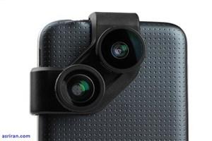 قابلیت نصب میکروسکوپ روی گوشی های هوشمند