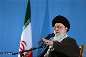 دیدار سفرای کشورهای اسلامی و مسوولان با رهبر معظم انقلاب
