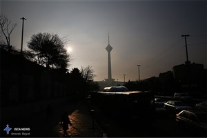 افزایش شاخص کیفیت هوا در تهران/ هوا ناسالم برای گروه های حساس