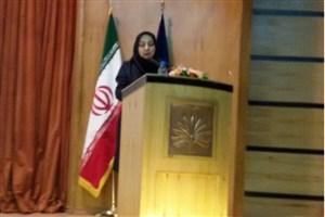 حضور عضو هیات علمی واحد نجف آباد در سمینار ملی  «زن در تاریخ محلی ایران»