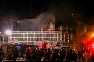نیروی انتظامی: در موضوع حمله به سفارت عربستان غافلگیر شدیم!