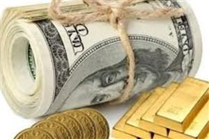 آخرین قیمتها از طلا و ارز در بازار آزاد اعلام شد