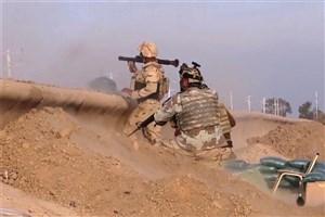 آغاز عملیات گسترده نیروهای عراقی در الحضر