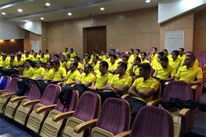 نشست هماهنگی آخرین قوانین استفاده از داورها برگزار شد