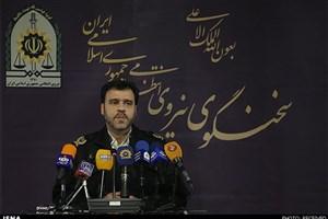 سخنگوی نیروی انتظامی :  مسمومیت چند نفر در شرق تروریستی نبود/ انتشار کلیپ های خودکشی رصد می شود