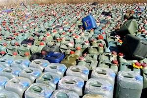 کشف گازوئیل قاچاق از یک دستگاه کامیون در اتوبان زنجان – تبریز