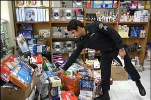 رئیس سازمان فروش اموال تملیکی : انهدام 185 میلیارد ریال کالای قاچاق