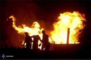 انفجار کپسول گاز مراسم عروسی را به عزا تبدیل کرد