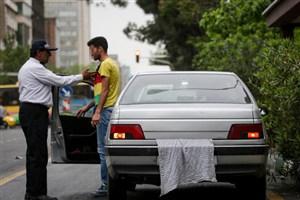 مالکان ۳۰۰ خودرو پلاک مخدوش پایتخت به دستگاه قضا معرفی شدند