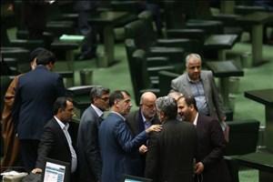 مجلس از پاسخ وزیر دادگستری به سوال قاضی پور قانع شد