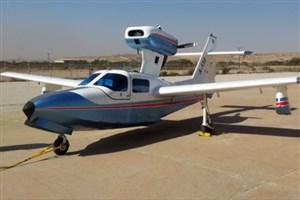 از نخستین هواپیمای دوزیست طراحی و ساخته شده در کشور رونمایی شد