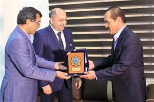 Sanandaj IAU, Sulaymaniyah Polytechnic University Sign MoU