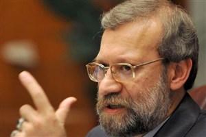 اظهارات لاریجانی درباره آزادی رسانه ها برای بیان حقایق