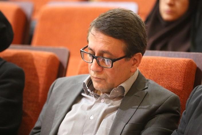 فرهاد ادهمی مقدم مدیرکل توسعه آموزش علوم پزشکی دانشگاه آزاد اسلامی