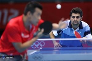 نوشاد عالمیان با 16 پله صعود به صدر بازیکنان ایران بازگشت