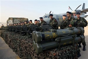 در گیری ارتش لبنان با داعش
