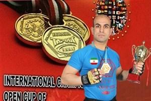Shahr-e-Qods IAU Takes Gold in Eurasia Kick Jitsu
