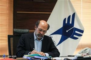 رئیس دانشگاه آزاد اسلامی روز پزشک را تبریک گفت