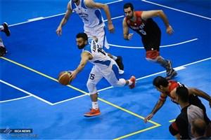 پیروزی نماینده ایران در رقابت های بسکتبال باشگاه های غرب آسیا