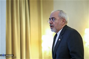 دیدار ظریف با  رئیس پارلمان اروپا