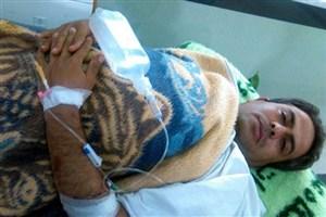 شلیک گلوله  شکارچیان محیطبان خوزستانی را مجروح کرد