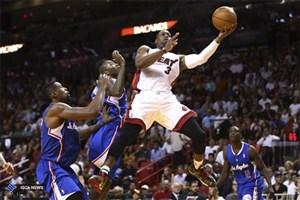برد تیم های صدرنشین در لیگ NBA