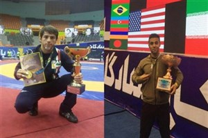 Bojnord IAU Wrestlers Shine in Takhti International Wrestling Championship