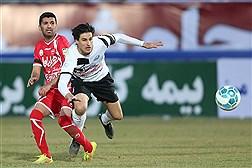 دیدار تیم های فوتبال پرسپولیس و صبا در فینال جام شهدا