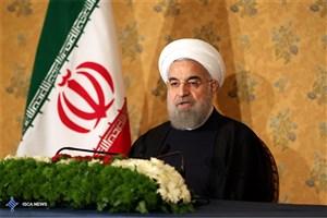 روحانی: ریاض در صدد اعاده روابط برآید/آمریکا در مذاکرات هستهای وین پشت همان میزی قرار داشت که ایران بود