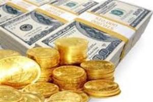 زلزله در بازار سکه و طلا / دلار در مرز 8 هزار تومان + جدول