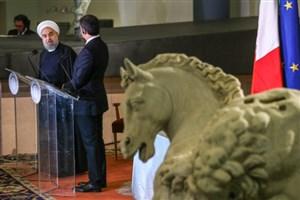 طی بیانیهای گسترش همکاری های همه جانبه ایران و ایتالیا منتشر شد