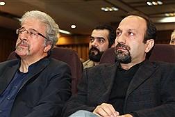 مراسم یادبود زنده یاد یدالله نجفی توسط گروه فیلم سینمایی «فروشنده»