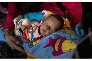 نوزاد معتاد است/ با حکم قاضی، نوزاد به بهزیستی تحویل داده میشود