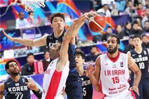 حدادی و کامرانی در بین بهترین های  بسکتبال چین
