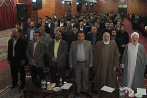 جشن پیروزی انقلاب در واحد ورامین – پیشوا برگزار شد