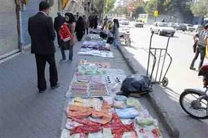 اجراى طرح برخورد با سدمعبر واحدهاى صنفى تهران  از هفته اول آبان