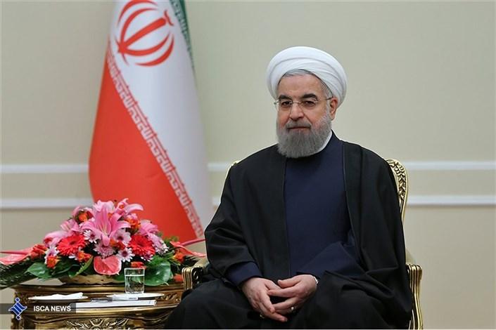 دیدار وزیر امور خارجه آلمان با دکتر روحانی