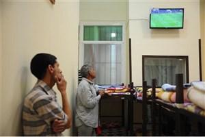 میزان شیوع پایین کرونا در گرمخانههای شهرداری تهران