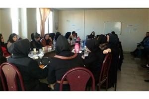 برگزاری کلاس آموزشی پیشگیری ازسرطان، آنفلوآنزا و بیماری شپشدر شهرستان ملارد