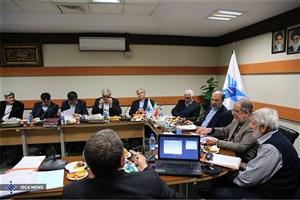تصویب طرح تصفیه و گندزدایی آب به روش نانو فیلتراسیون در جلسه شورای اقتصاد و سرمایه گذاری دانش بنیان دانشگاه آزاد اسلامی
