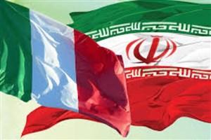امضاء چهار تفاهم نامه همکاری بین ایران و ایتالیا