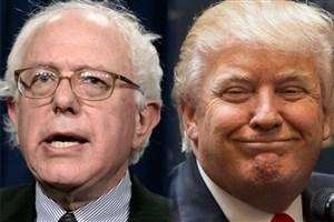 واکنش ترامپ به کناره گیری «برنی سندرز» از انتخابات 2020 آمریکا