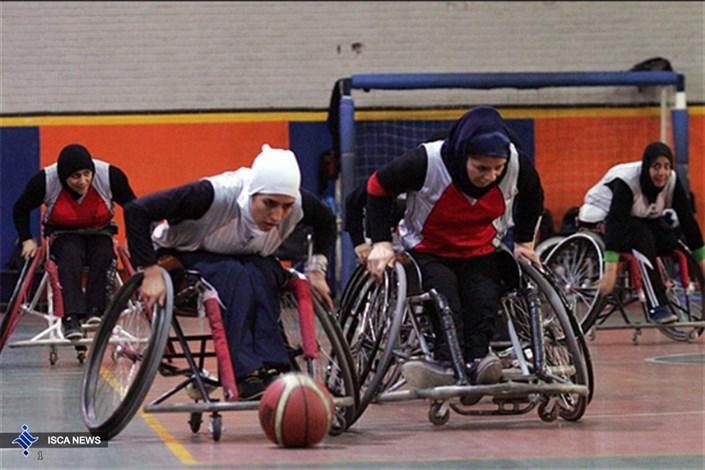 سومین و آخرین اردوی آمادگی تیم ملی بسکتبال با ویلچر بانوان برگزار می شود