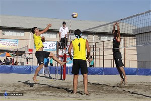 رضایت FIVB از میزبانی ایران در تور جهانی والیبال کیش