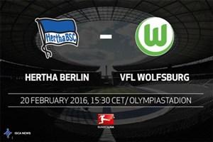 هرتابرلین-وولفسبورگ، گرگ ها در تلاش برای رسیدن به سهمیه لیگ قهرمانان