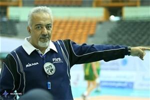 دعوت از داور ایرانی به انتخابی المپیک
