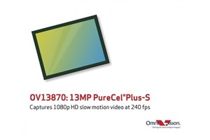 شرکت OmniVision سنسور 13 مگاپیکسلی خودش را معرفی کرد